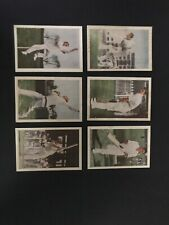 Australian Licorice Test Cricketers Trade Cards