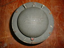 1 Altec 288B 288-B Driver Original Diaphragm Working Selling for Parts or Repair