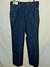 Vintage NWT Mens Wrangler Jeans 36 M Slim Fit Straight Leg 84640 FE USA Talon