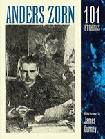 Anders Zorn, 101 Etchings (Dover Fine Art, History of Art) by Zorn, Anders, NEW