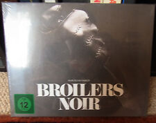 "BROILERS ""Noir"" Deluxe Fanbox CD + DVD + Extras sealed RARE"