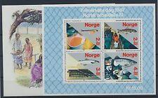 Norwegen Block 7+8 postfrisch (1497) ...........................................