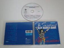SENSATIONNEL ALEX HARVEY BANDE/ALL SENSATIONS (VERTIGO 512 201-2) CD ALBUM