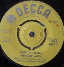 """MELODY ACES - Paulina ~ 7"""" Single GHANA PRESS"""