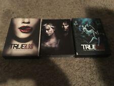 TRUE BLOOD SEASONS 1-3, DVD