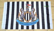 Newcastle United FC Flag Banner 3x5 ft England Premier Football Soccer