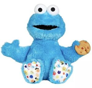 Sesame Street Isaac Mizrahi Cookie Monster Plush