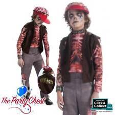 CHILD ZOMBIE BOY COSTUME Halloween ZOMBOYS Zombie Kids Fancy Dress Outfit 881385