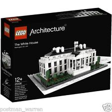 LEGO Architecture - The White House - 21006 - Brand New - In-Stock Ready to Ship