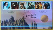 Jeremy Bulloch, Boba Fett, Star Wars signed 20.10.2015 Science Fiction Fdc