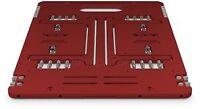 NEW! Streacom ST-BC1 Red Aluminium Open Benchtable