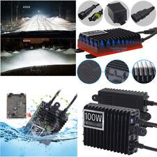 1pcs Black Slim Car Auto Xenon HID Ballast 12V 100W Conversion Kit