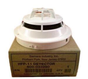 BRAND NEW SIEMENS HFP-11 INTELLIGENT DETECTOR P/N:500-033290