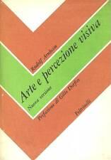 ARNHEIM Rudolf, Arte e percezione visiva