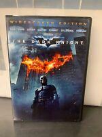 The Dark Knight DVD- BATMAN - USED - GREAT CONDITION
