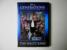 Disney Generations Collection THE WALTZ KING on DVD Vienna Johann Strauss Jr.