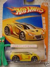 2009 i Hot Wheels Track Stars ULTRA RAGE #57/166∞Yellow;Orange; oh5∞