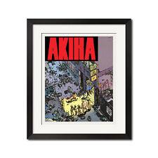 Akira Cyber Punk Metropolis Neo Tokyo Wasteland Poster Print
