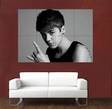 Justin Bieber Huge Promo Poster 4 M812