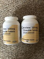 Calcichew500mg Chewable Tablets X2