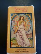 Rennaisance Tarot Deck FIRST EDITON! by the wonderful Mr Williams