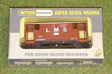 WRENN RAILWAYS OO GAUGE WAGONS W44311P GUARDS VAN L.M.S.