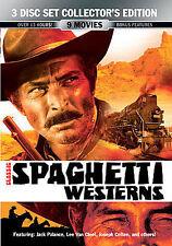 Classic Spaghetti Westerns 3 Disc Collec DVD