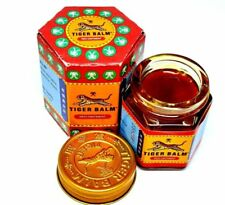 10g Tiger Balm Red Ointment Muscle Aches Headaches Joint Pain Relief Travel Bag