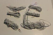 Set of 6 x Pioneer Original  Speaker cable wire Home Theater System HTP-074 073