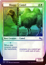 Shaggy Camel FOIL Unstable NM White Common MAGIC THE GATHERING CARD ABUGames