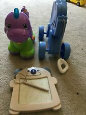 Lot of 3 kids toys! As shown in pics ! Fast Ship!