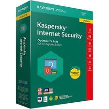 SW Kaspersky Internet Security 2018 5gerte Upgrade