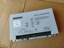 Woodward SPM-A Synchronizer 9907-028 REV F