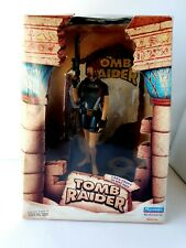 """Tomb Raider Lara Croft In Wet Suit 9"""" Action Figure with Gun Boxed 1998 72001"""