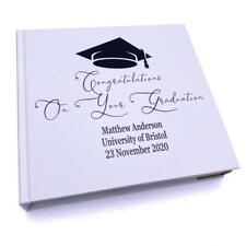 Personalised Congratulations On Your Graduation Photo Album Keepsake FLPV-36