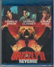 GRIZZLY II 2 REVENGE (Blu-ray) New & Sealed!