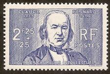 N° 439 Claude Bernard 1939, neuf ** superbe cote 32€, proposé à 20% de la cote