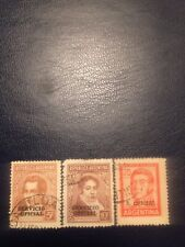 Argentina Stamps USED Postage due