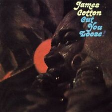 Cut You Loose 0090204729890 by James Cotton CD