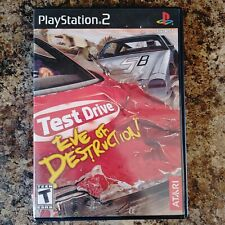 Test Drive: Eve of Destruction PS2 Complete (Sony PlayStation 2, 2004)