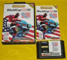 WORLD CUP USA 94 Mega Drive Versione PAL Europea MegaDrive »»»»» COMPLETO