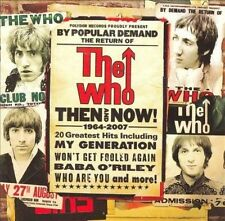 THE WHO Then And Now CD BRAND NEW Best Of Greatest Hits