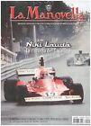LA MANOVELLA n. 1 gennaio 2015 Niki Lauda Taraschi Citroen 2CV Moto Maserati