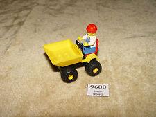 LEGO Sets: Classic Town: Construction: 6507-1 Mini Dumper (1989) 100% #2