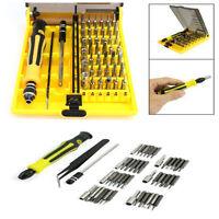 45 in 1 Torx Precision Screw Driver Phone Repair Tool Set Mobile Flexible Kit