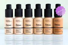 The Ordinary Serum Foundation 30ml Lightweight Pigment Suspension System With MO