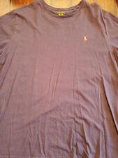 Men's POLO tee shirt size xxl Black short sleeve
