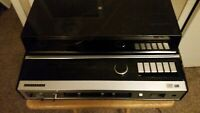 Panasonic SE-990 FM/AM Stereo Music Center - Tested - Works - Read