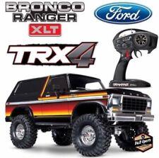 Traxxas TRX-4 82046-4 Scale Crawler Ford Bronco, Sun 1/10 Scale 4WD RTR