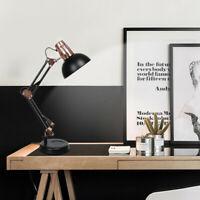 Desk Lamps Adjustable Goose Neck Architect Table Lamp Swing Arm Desk Lamp US